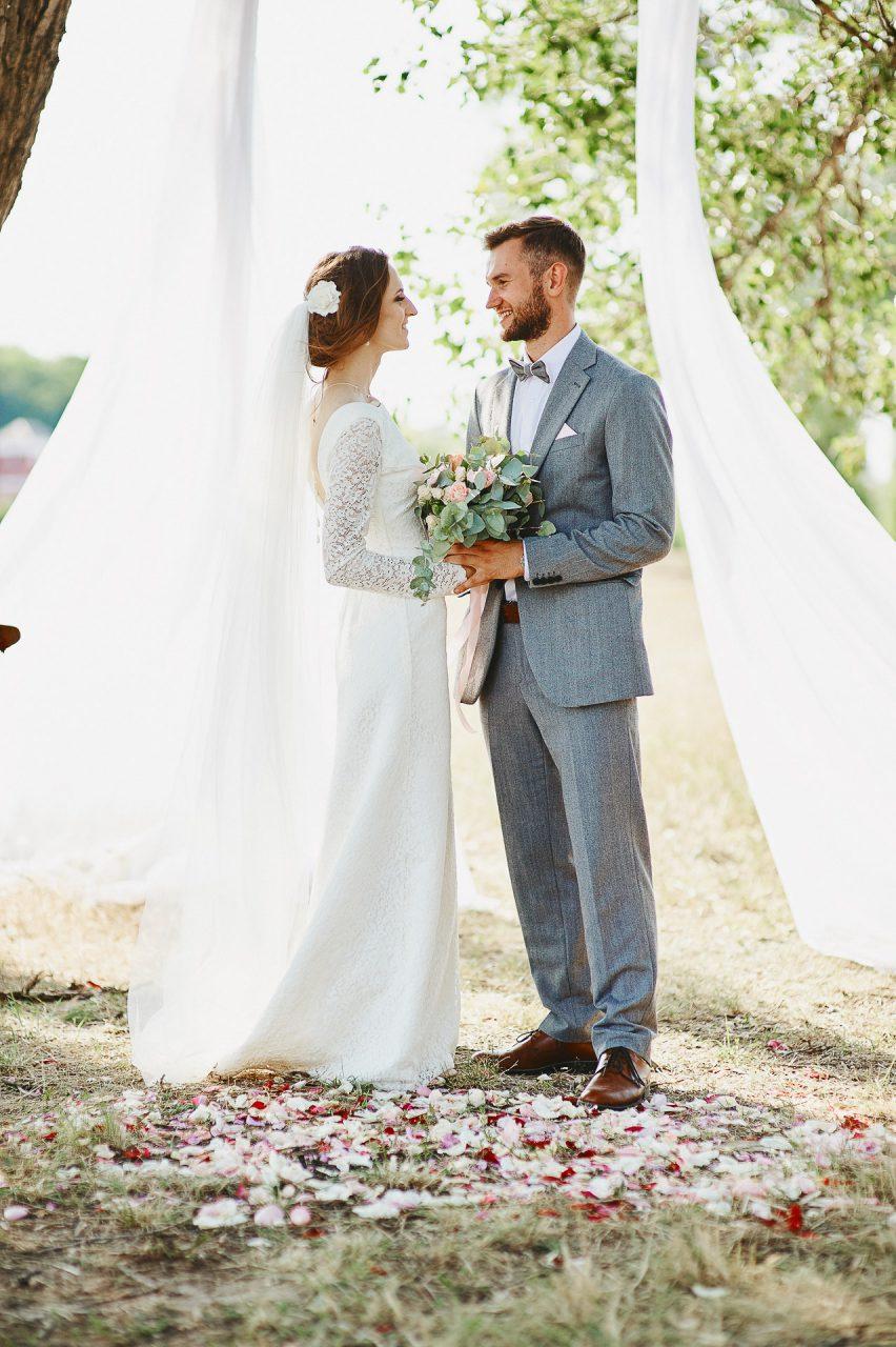 Женя и Катя. Свадебные фотографии