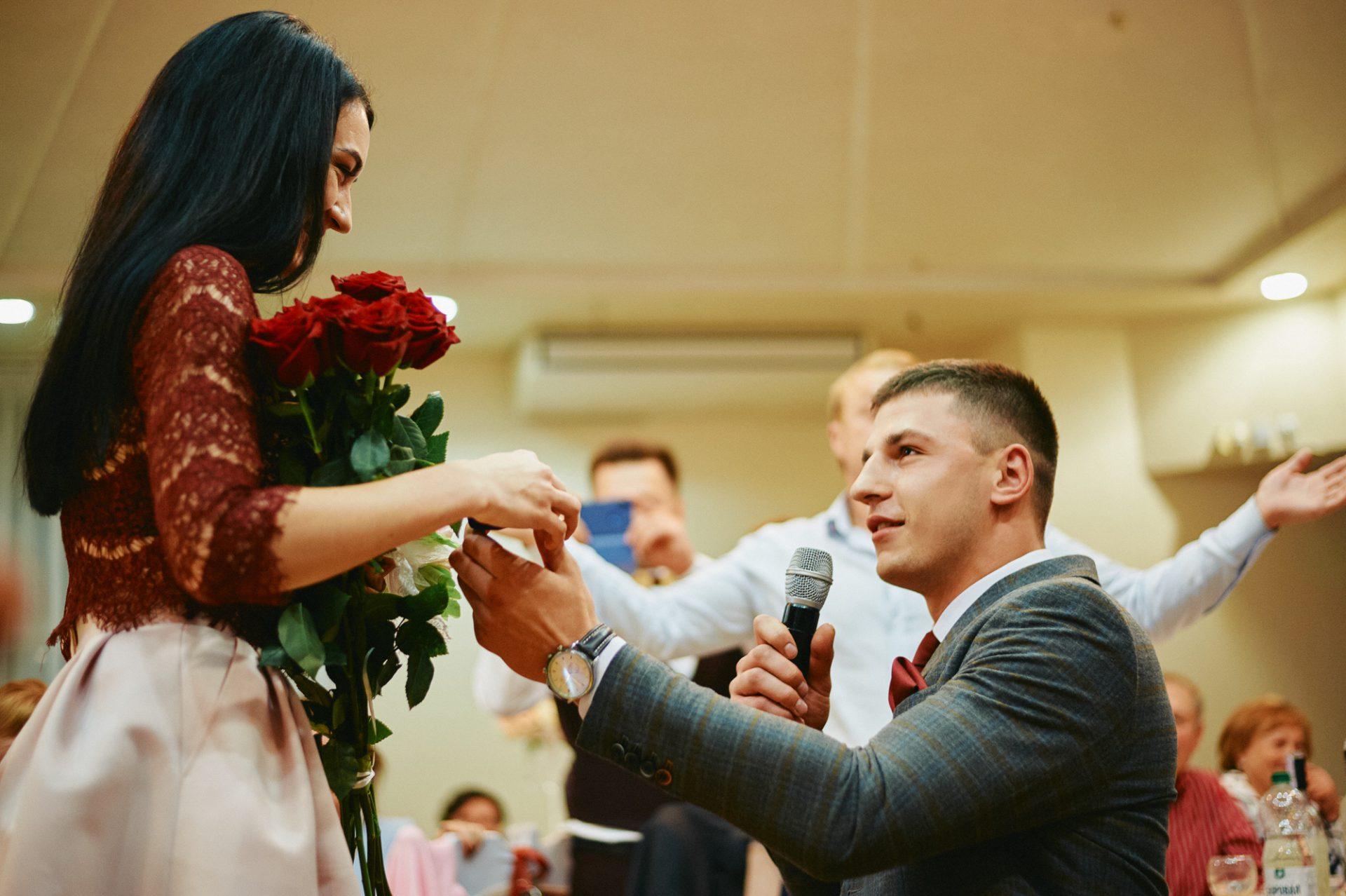 Свадьба в Мозыре, Андрей и Ангелина